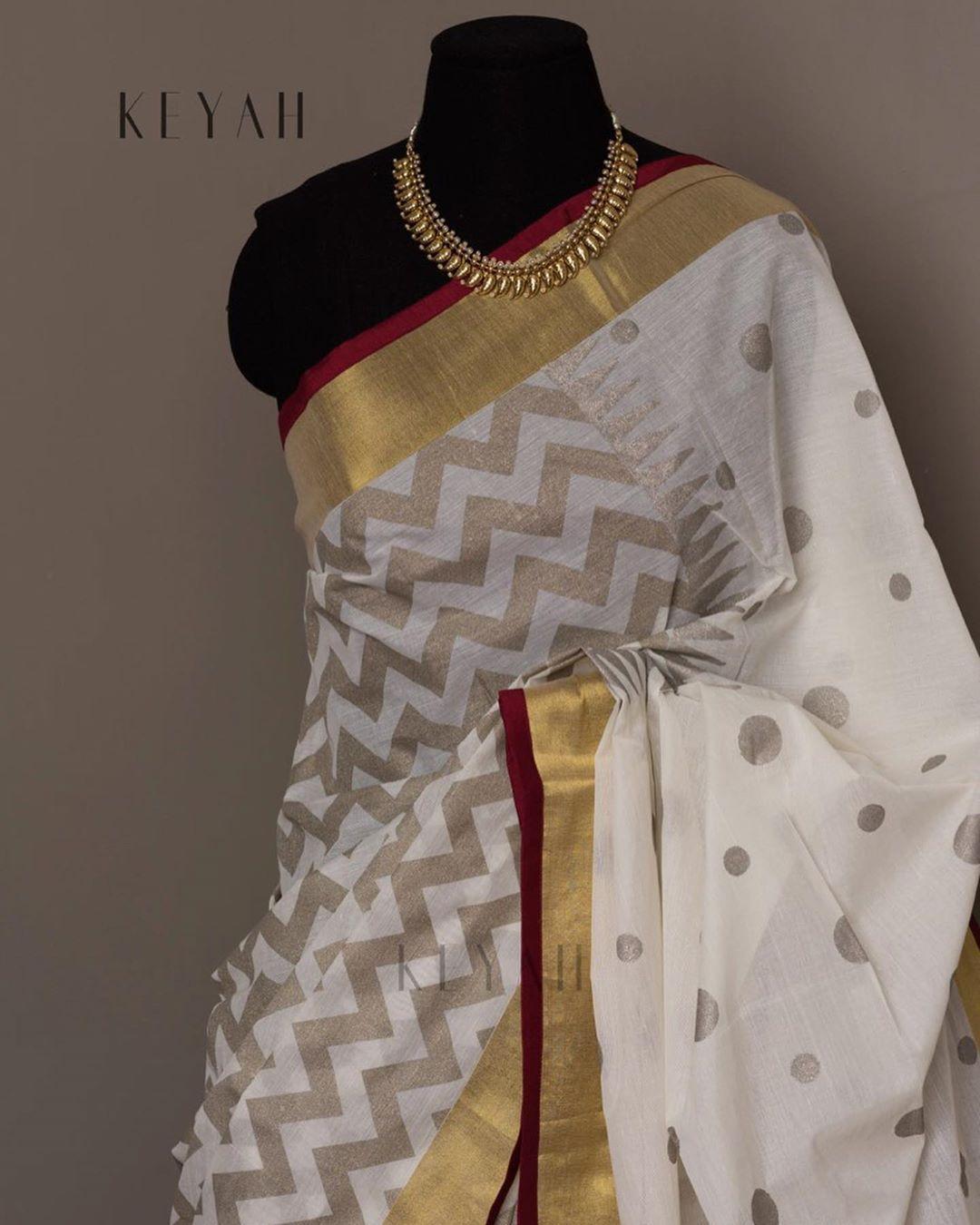 Kerala Silk Saree(4)