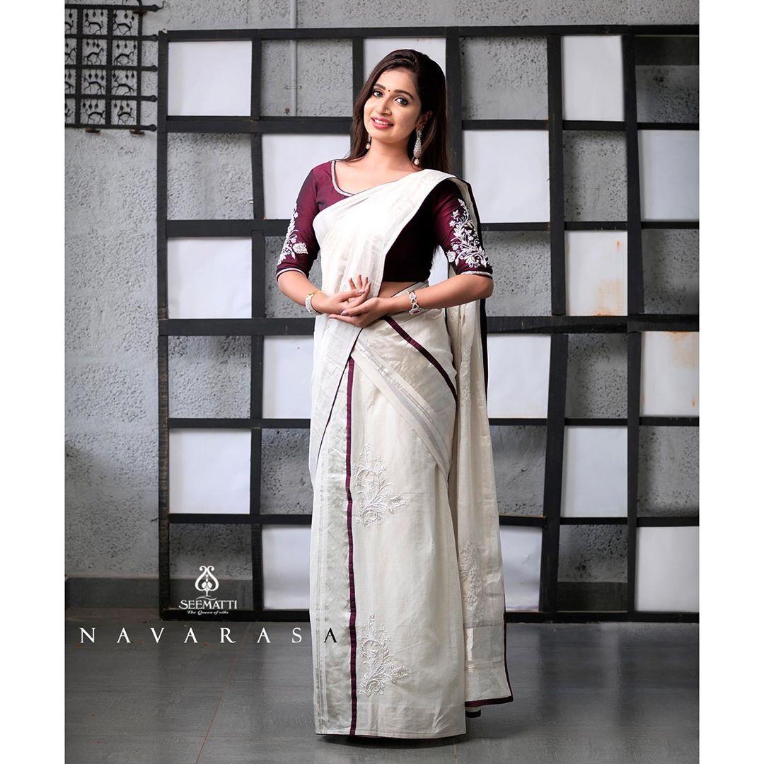 Kerala Silk Saree(5)