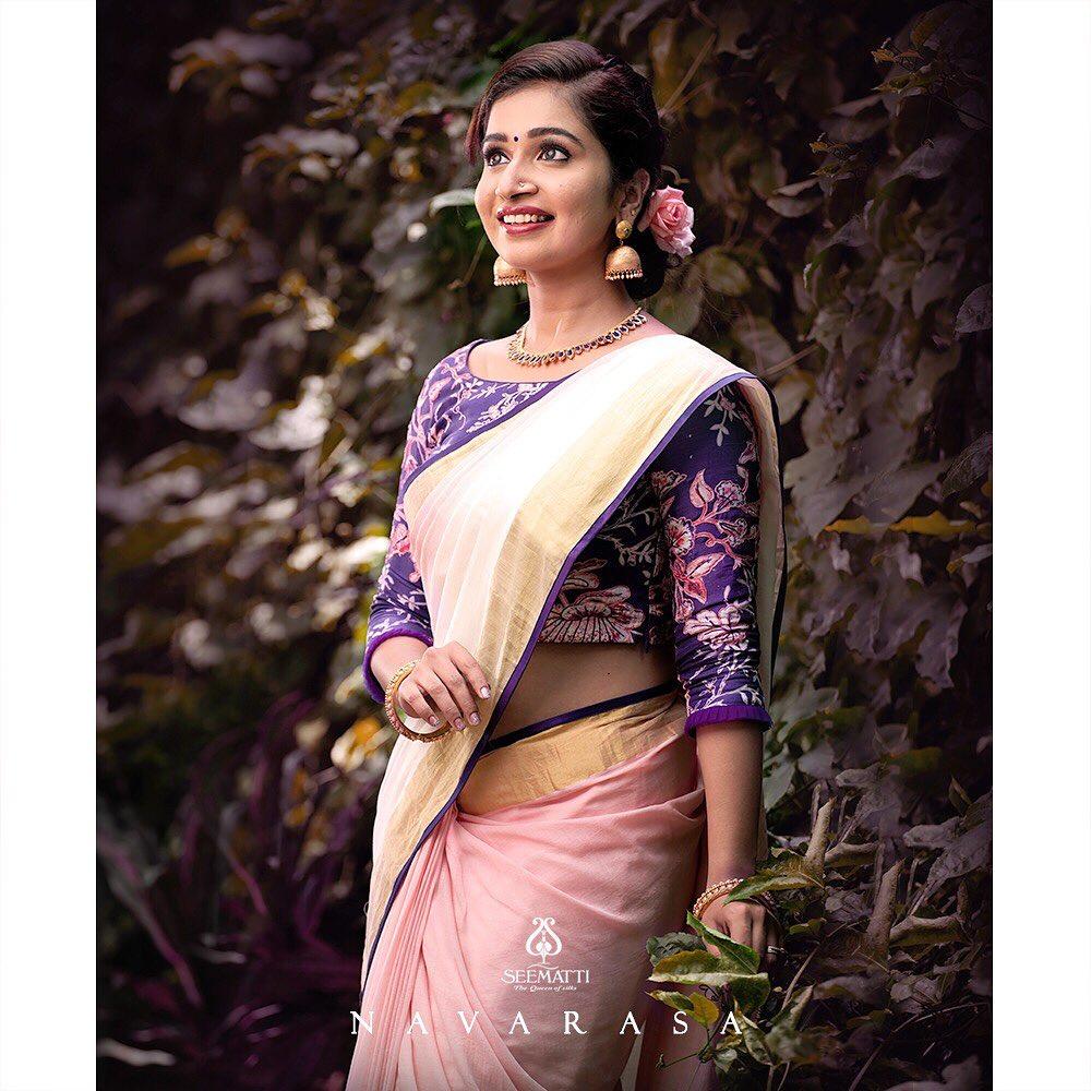 Kerala Silk Saree(6)