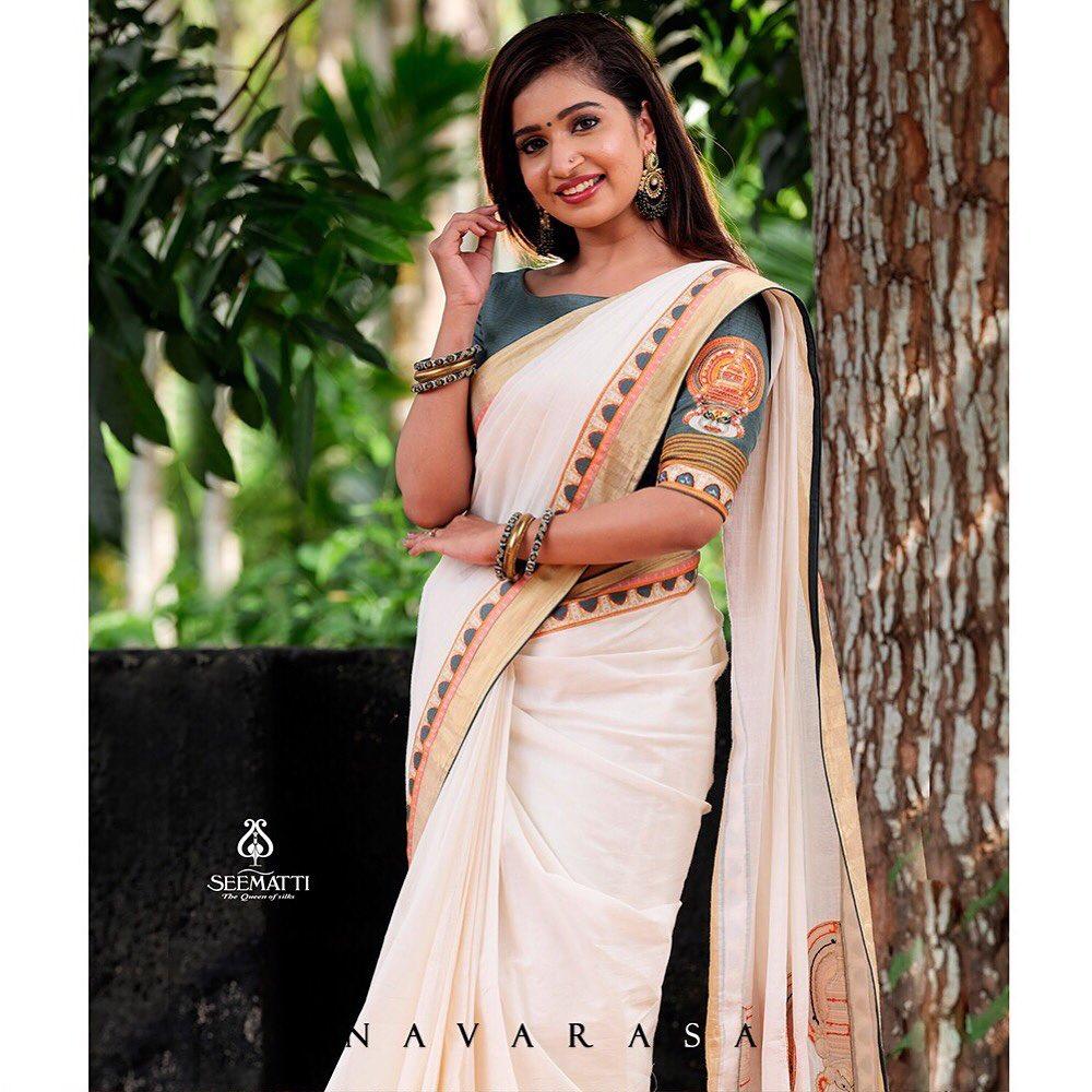 Kerala Silk Saree(7)