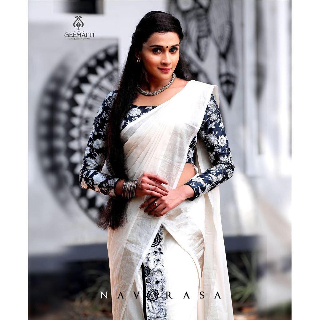 Kerala Silk Saree(8)