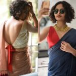 Shop Beautiful Blouse Designs For Your Plain Cotton Sarees