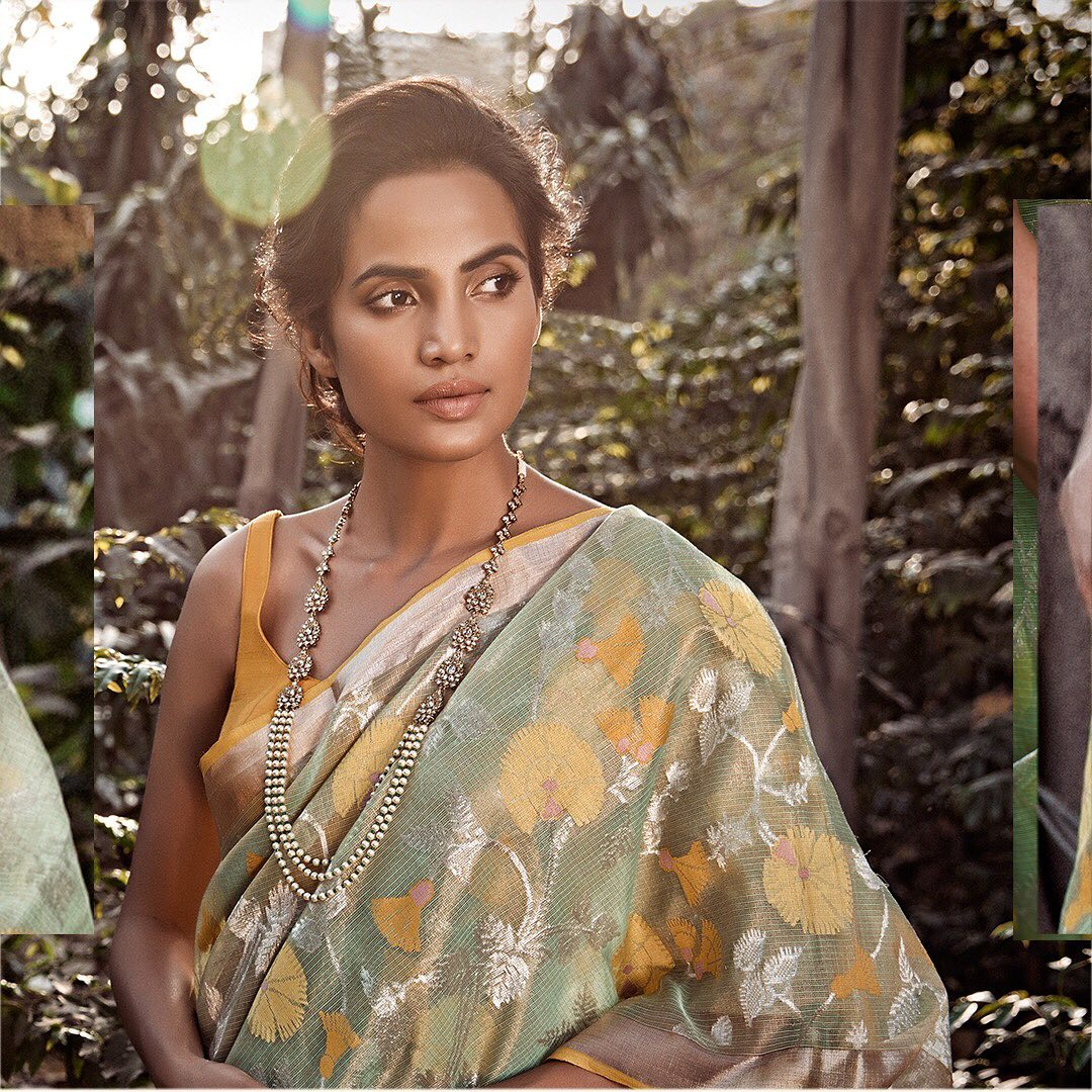 fancy-saree-and-blouse-designs (13)
