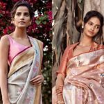 Chic Fancy Sarees And Blouse Ideas You Will Ever See