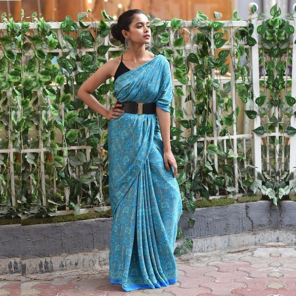 styling-sarees-with-saree-belt (2)
