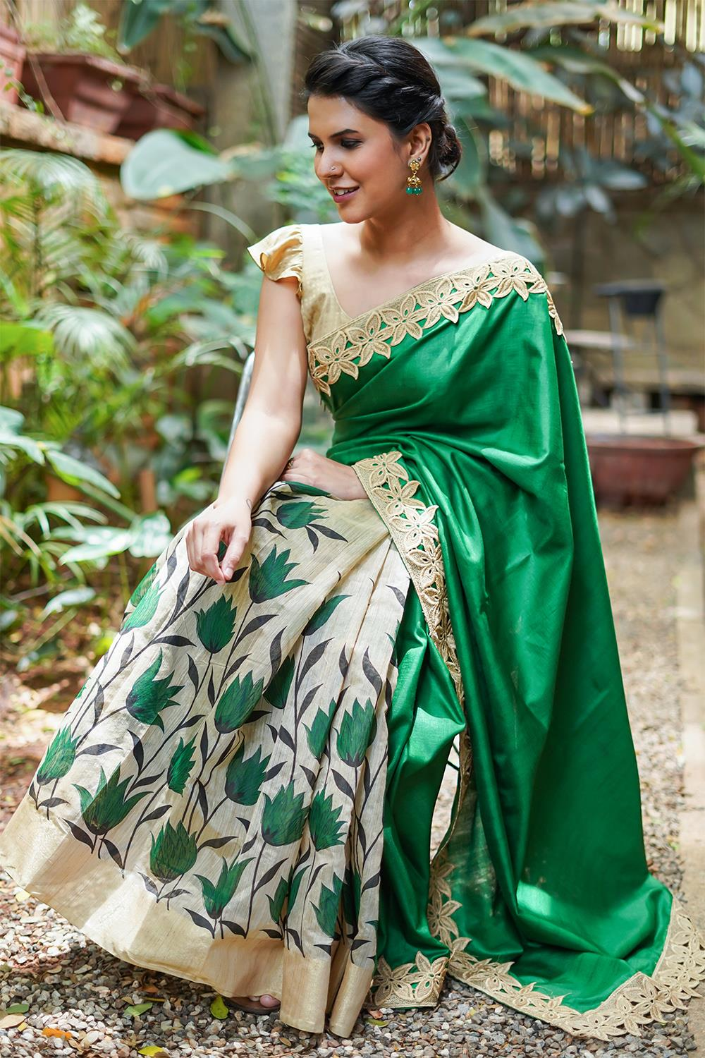 Party-Wear-Sarees-For-Festivals(5)