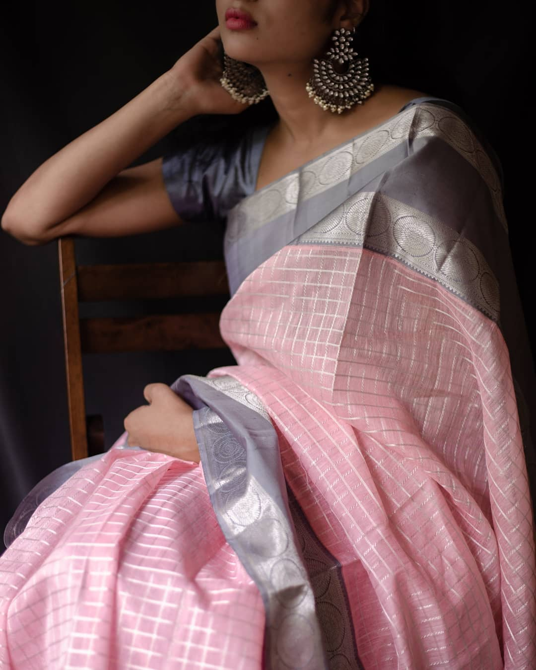Simple-Party-Wear-Sarees(10)