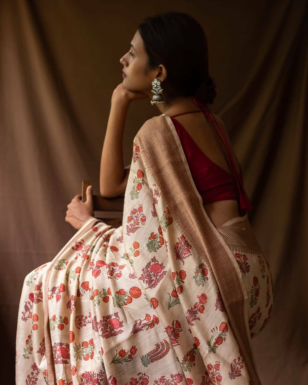 Simple-Party-Wear-Sarees(4)