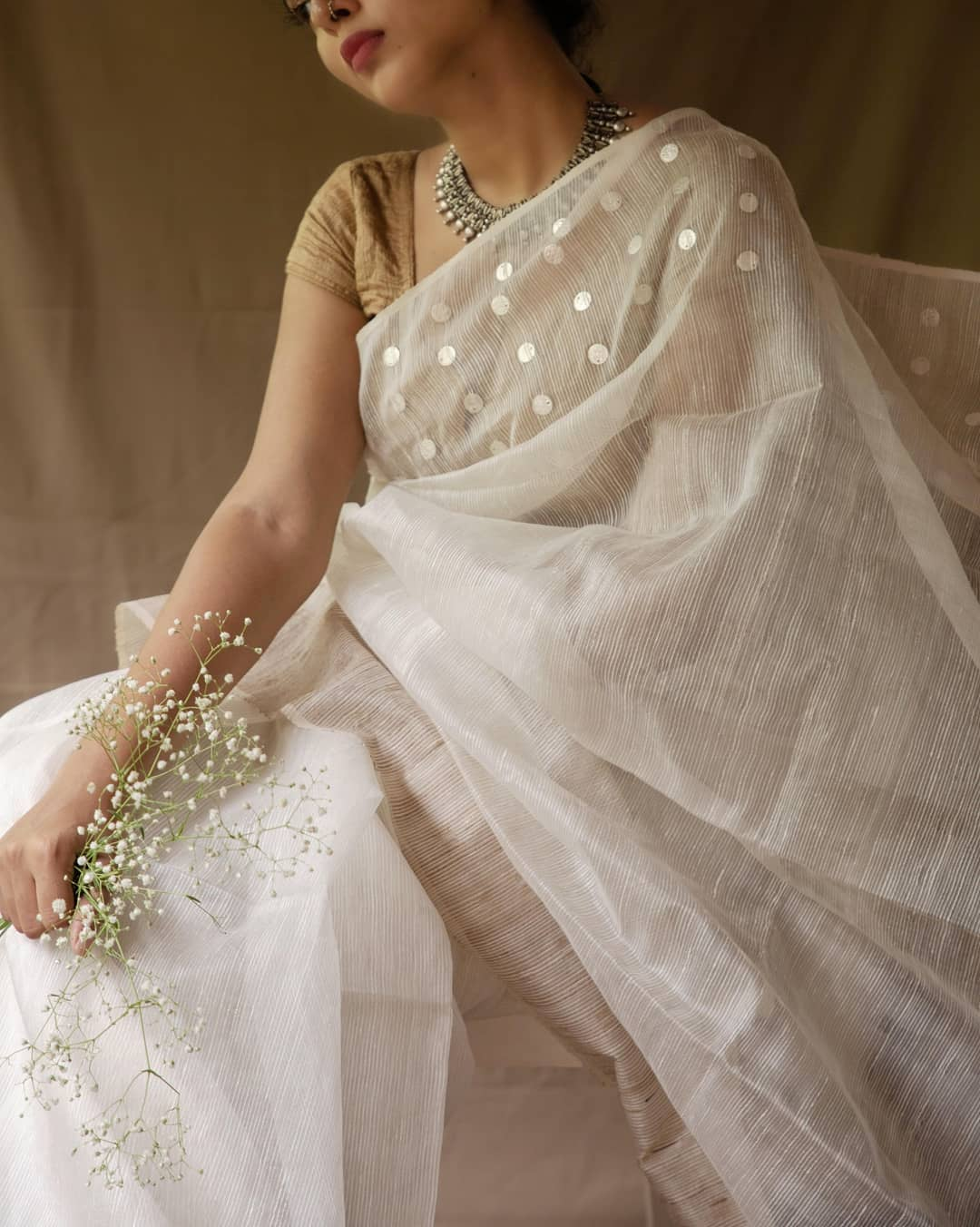 Simple-Party-Wear-Sarees(6)