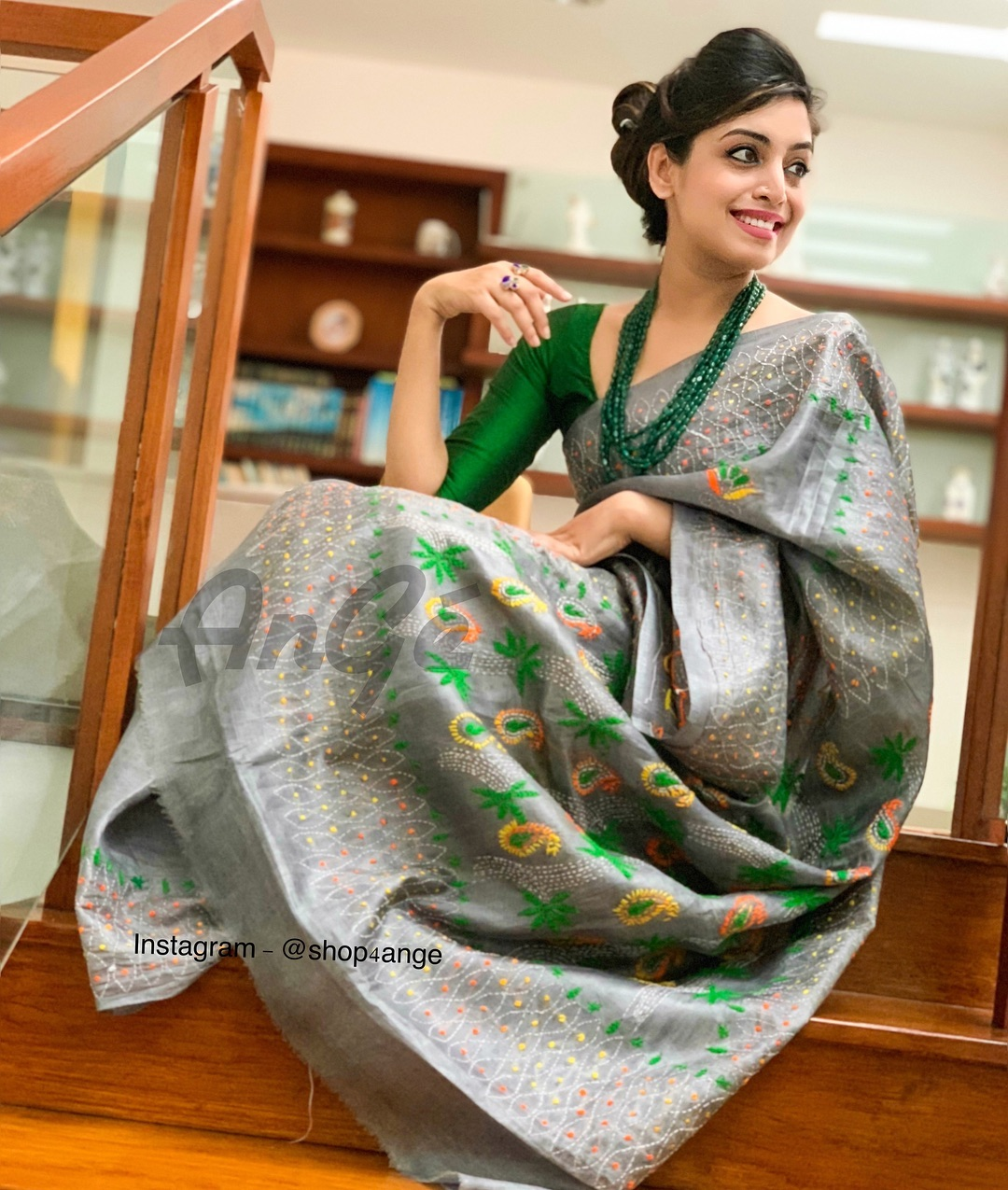 Traditional Pure Silk Sarees(10)