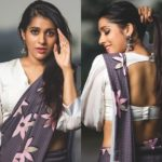 This Celeb Will Inspire You To Look Uber Cool in Sarees