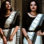 Instagrammers Shows Creative Saree Styling !!!