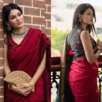 Must Know Instagrammer For Saree Styling Ideas!
