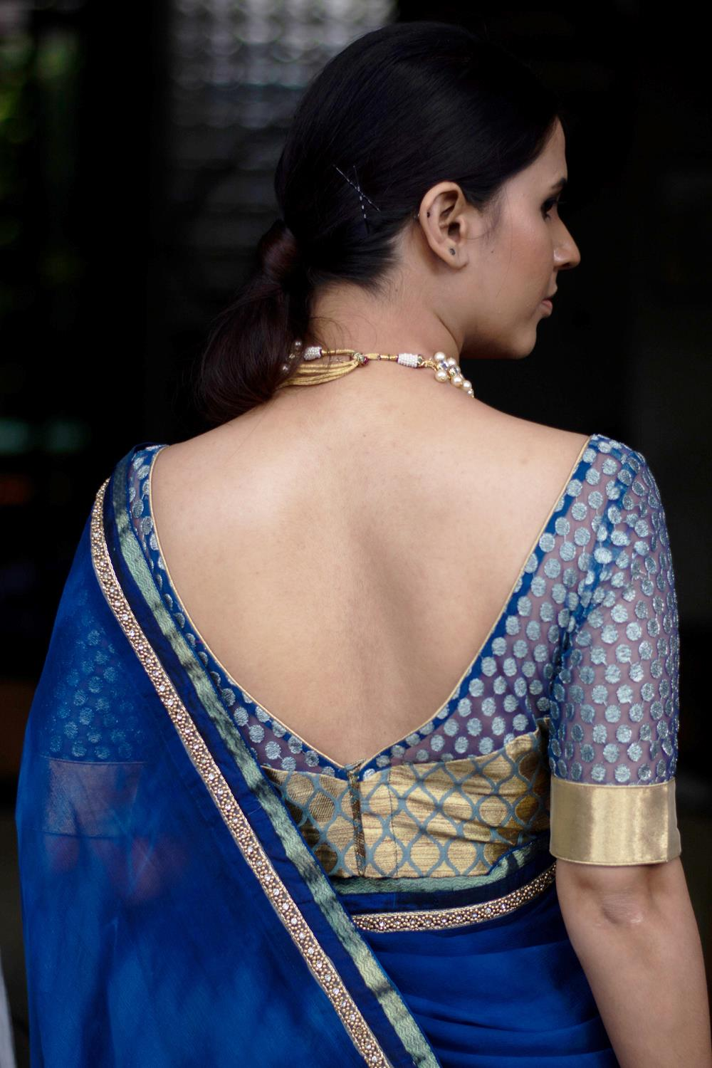 party-wear-saree-blouses-2019-8