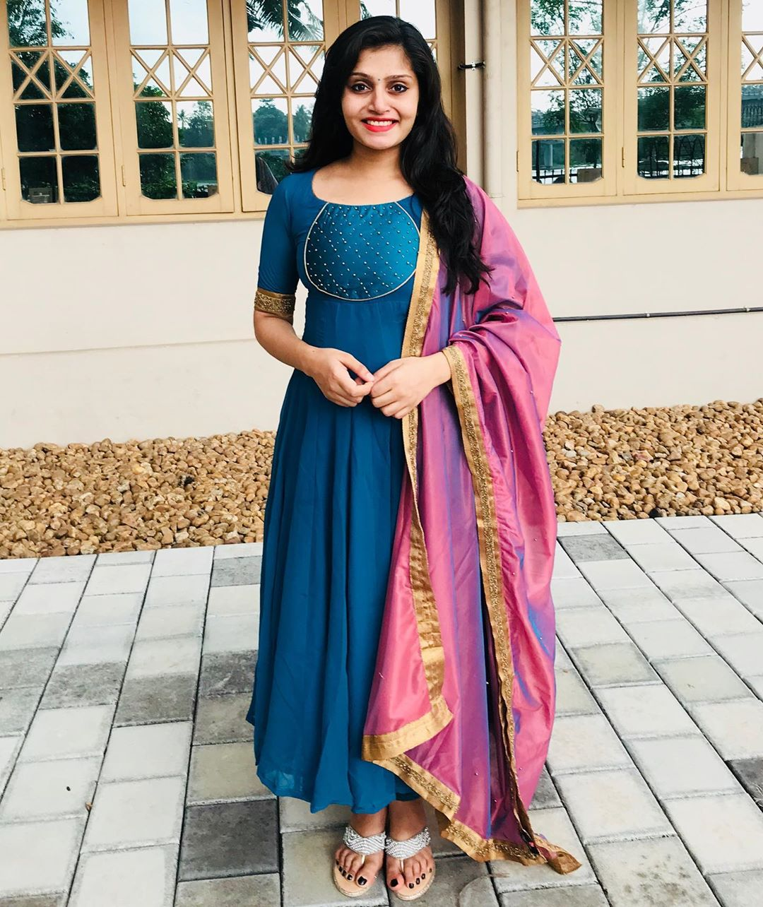 south-indian-style-anarkali-suit-3