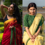Here is How You Can Look Regal on Simple Sarees!