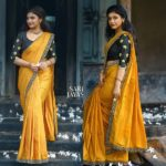 You Can Shop The Most Beautiful Floral Themed Sarees Here!