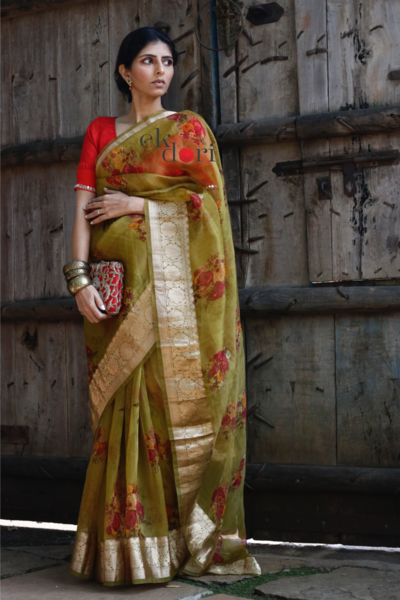 latest-floral-sarees-1
