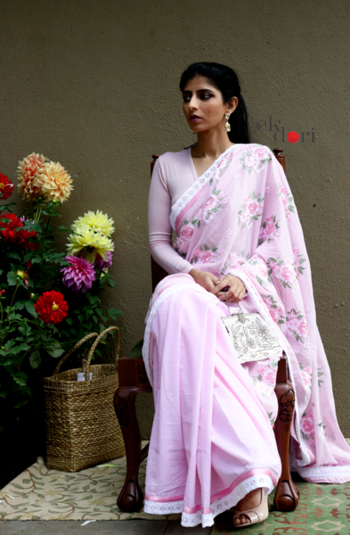 latest-floral-sarees-12