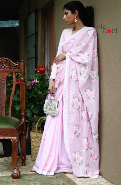 latest-floral-sarees-13