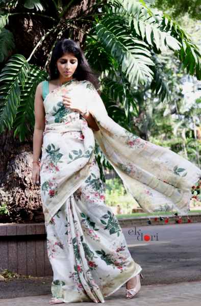 latest-floral-sarees-3