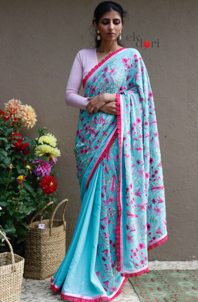 latest-floral-sarees-6