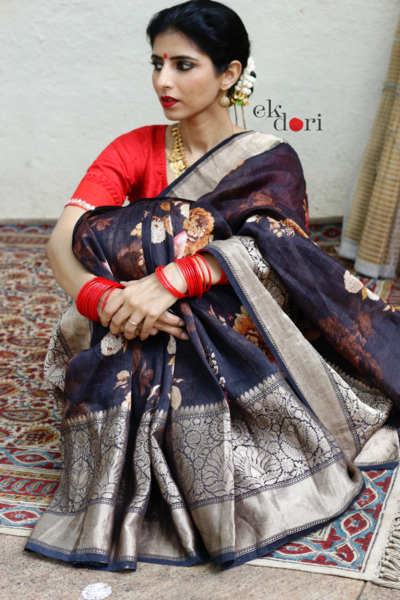 latest-floral-sarees-8