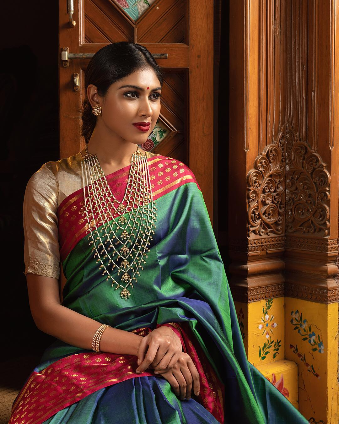silk-sarees-with-designer-blouses-1