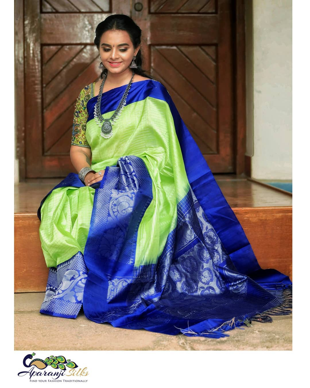 silk-sarees-with-designer-blouses-9