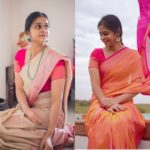 Sarees For That Simple, Graceful Looks!