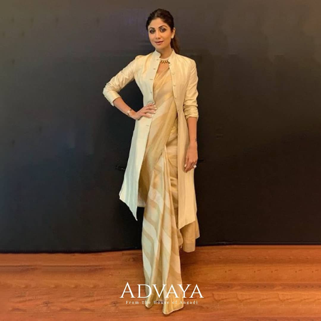 styling-sarees-for-winters-10