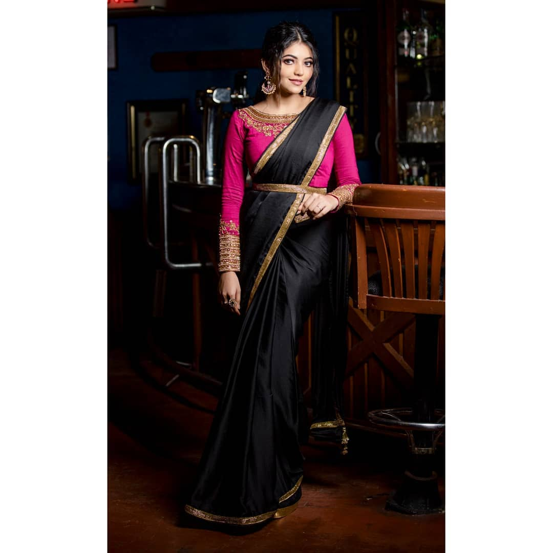 styling-sarees-for-winters-4