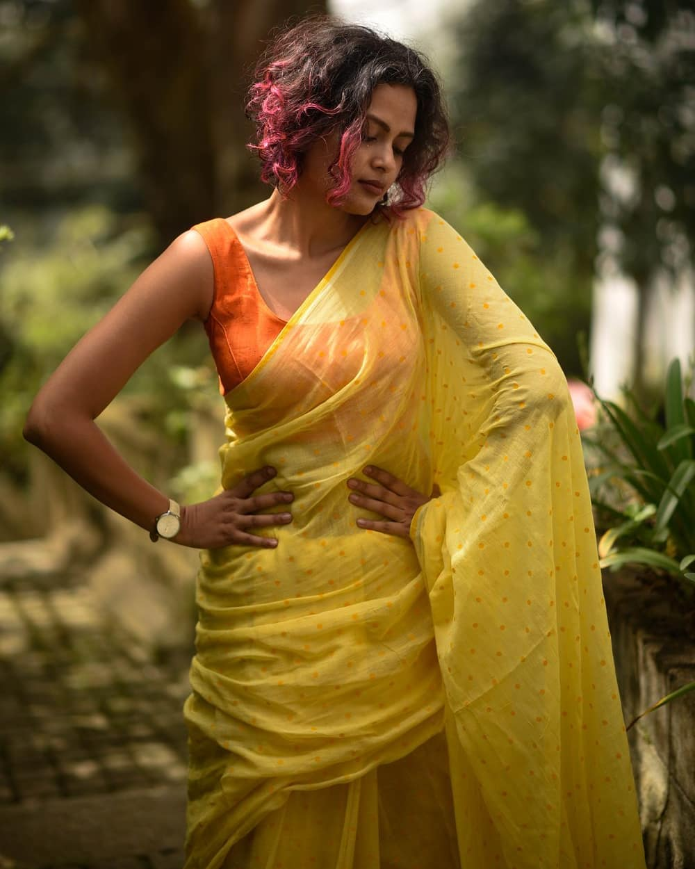 styling-simple sarees-9