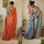 How to Look Stylish in Sarees