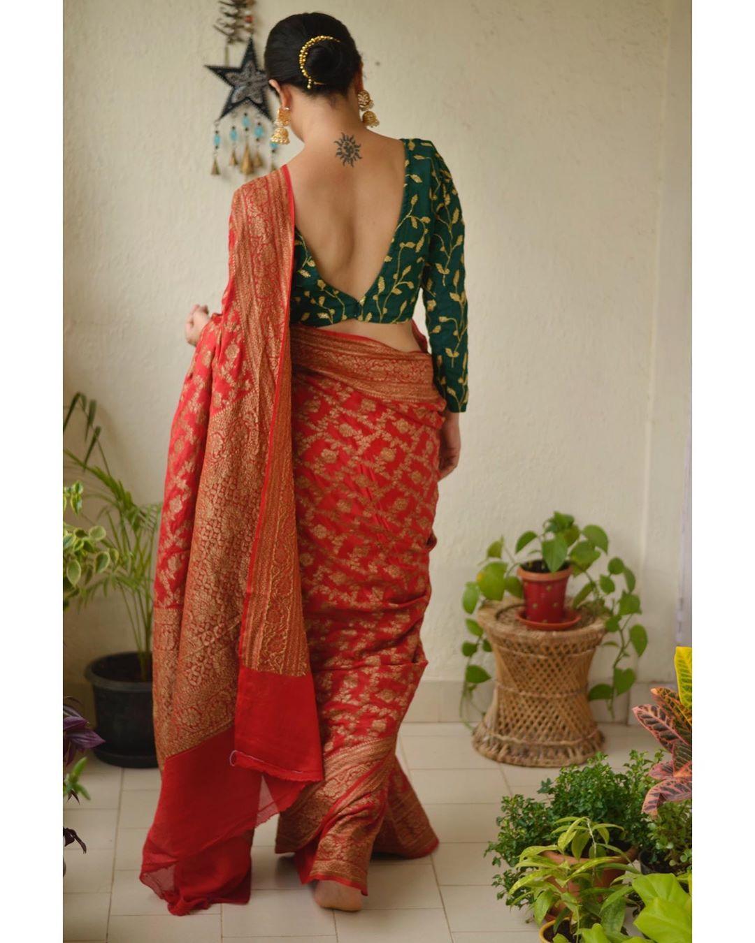 stylish-sarees-2020