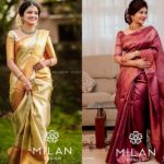 Shop The Latest Bridal Kanchipuram Silk Sarees Here!!