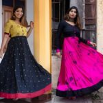 Find The Latest South Indian Long Dresses Here