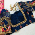 This Brand Has The Most Beautiful Bridal Blouse Designs