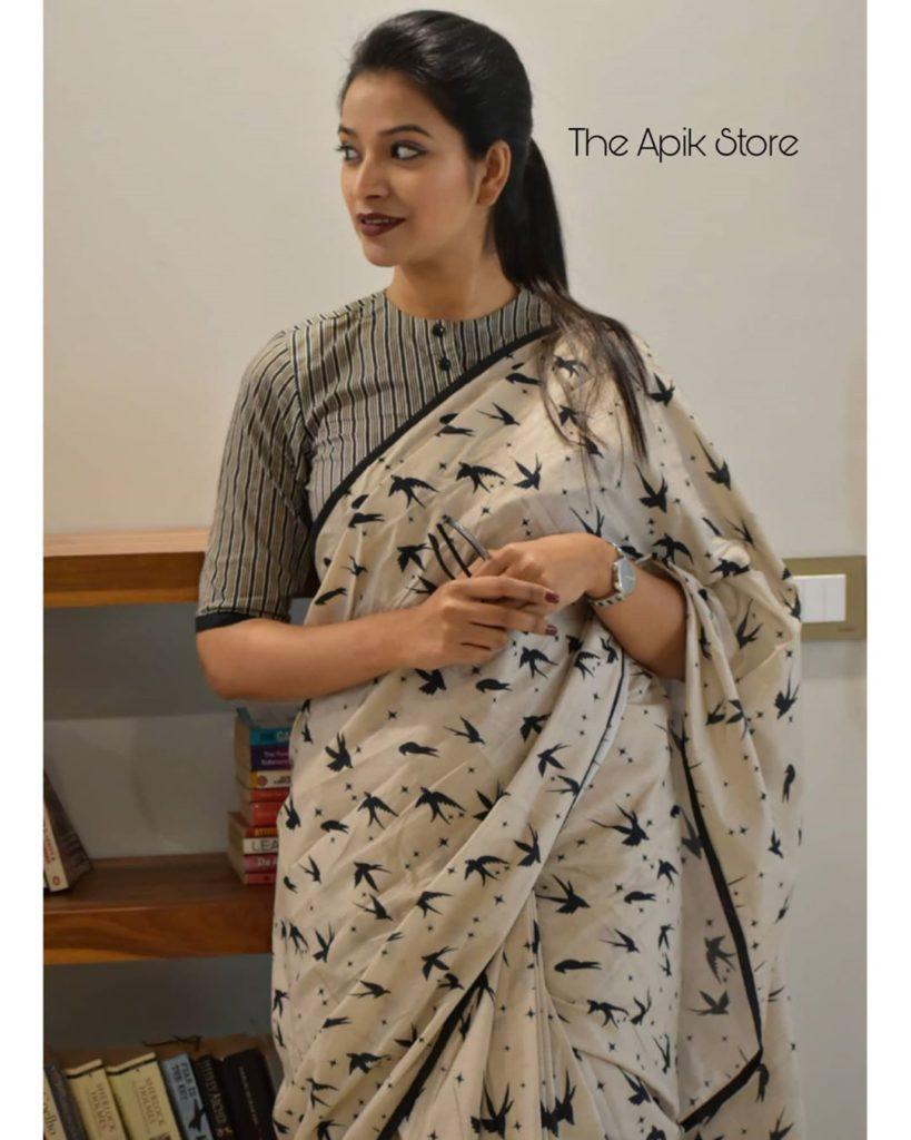 office-wear-sarees-online