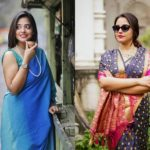This Instagrammer Perfectly Knows How to Style Sarees For Plus Size