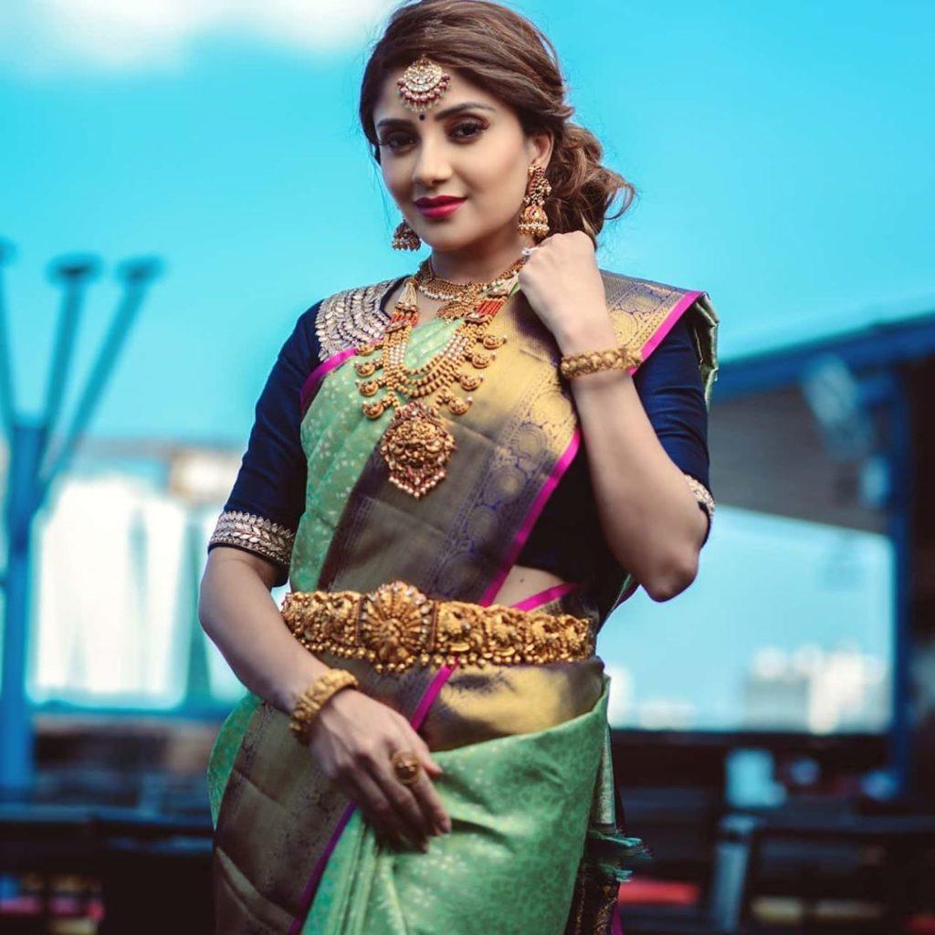 south-indian-bridal-silk-saree-1