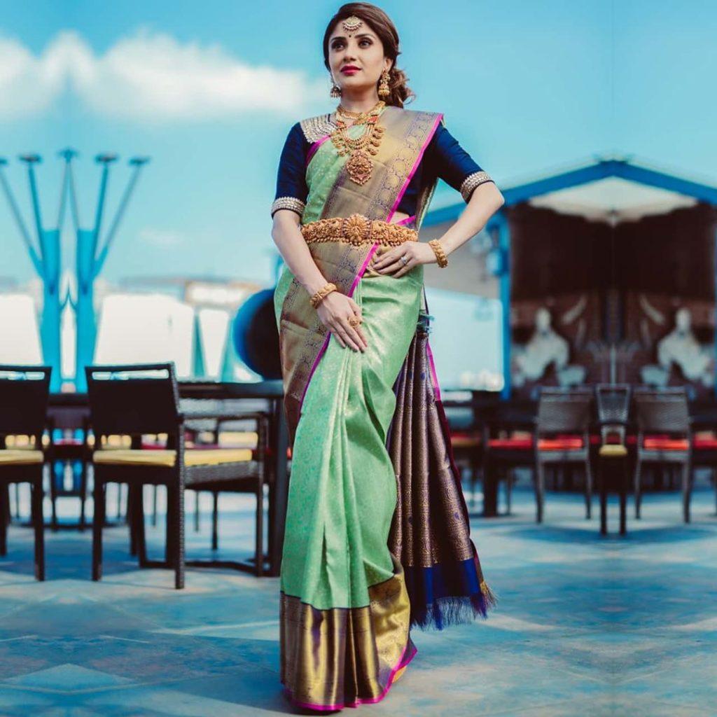 south-indian-bridal-silk-saree-12