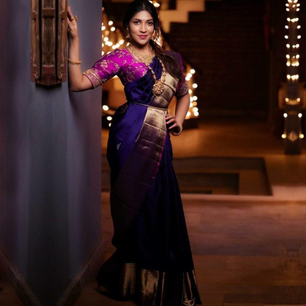 south-indian-bridal-silk-saree-3