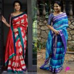 The Most Beautiful Light Weight Designer Sarees Are Here!!