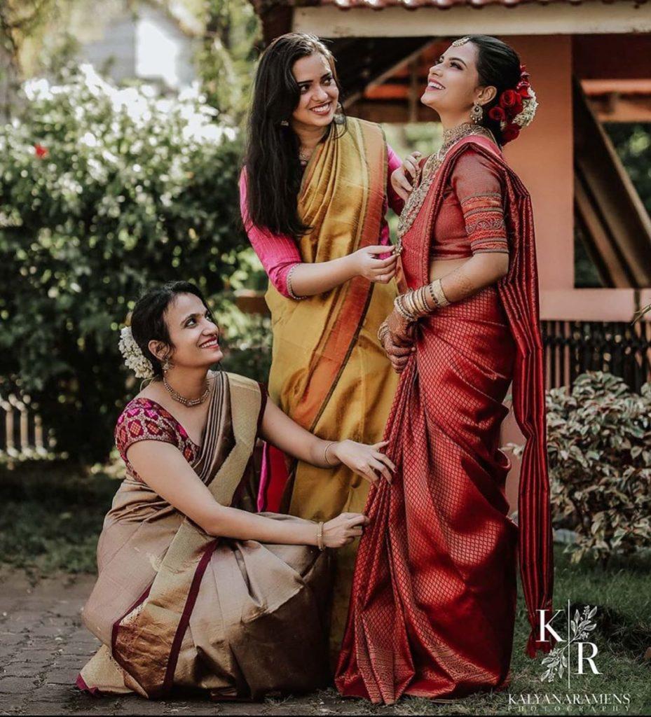 south-indian-bridesmaid-sarees-11