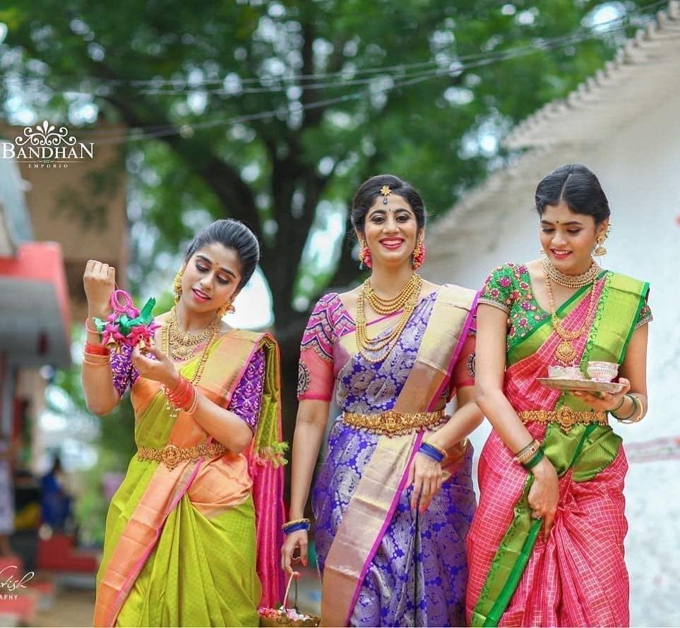 south-indian-bridesmaid-sarees-14