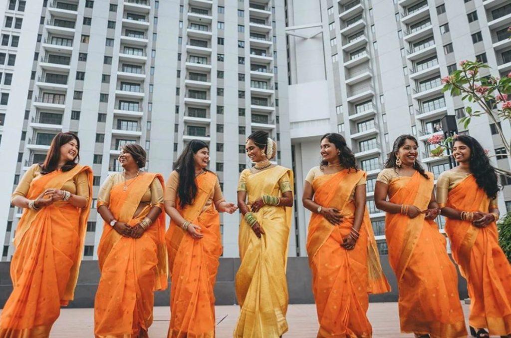 south-indian-bridesmaid-sarees-4