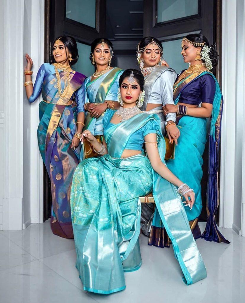 south-indian-bridesmaid-sarees-7