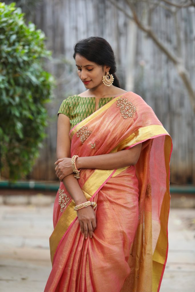linen-saree-online-11