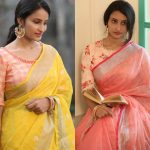 Linen Sarees For that Effortless Stylish Look!